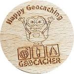 Happy geocaching