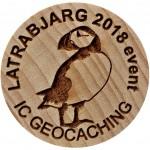LATRABJARG 2018 event