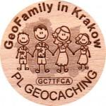 GeoFamily in Krakow