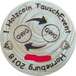 1. Holzcoin TauschEvent Horneburg 2018
