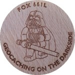 Fox 661L - Geocaching on the Dark side