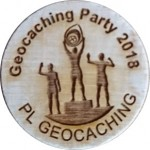Geocaching Party 2018