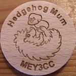 Hedgehog Mum