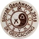 Slovak GeoAwards 2018