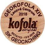GEOKOFOLA XIV