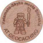 Hatamoto-Skyks meets Slovakia
