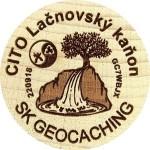 CITO Lačnovský kaňon