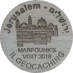 Jerusalem - יְרוּשָׁלַיִם