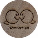 Team content