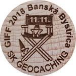 GIFF 2018 Banská Bystrica