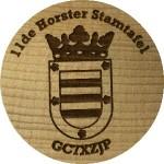 11de Horster Stamtafel