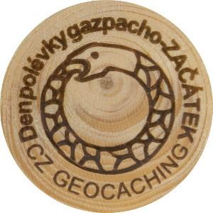Den polévky gazpacho-ZAČÁTEK
