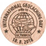 * INTERNATIONAL GEOCACHING DAY *