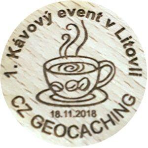 1. Kávový event v Litovli