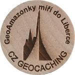 GeoAmazonky míří do Liberce
