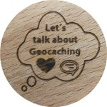 Let's talk about Geocaching