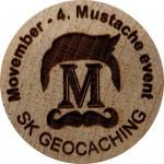 Movember - 4. Mustache event