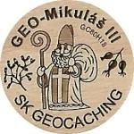 GEO-Mikuláš III