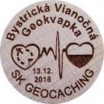 Bystrická Vianočná Geokvapka