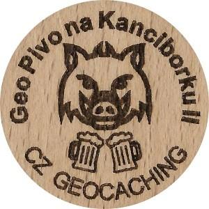 GeoPivo na Kanciborku II
