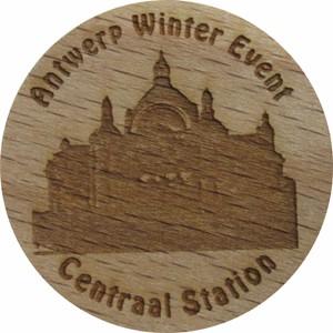 Antwerp Winter Event - Centraal Station