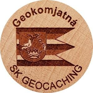 Geokomjatná