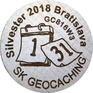 Silvester 2018 Bratislava