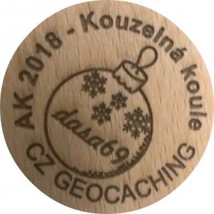 AK 2018 - Kouzelná koule