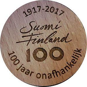 Hiirichu - Suomi Finland - 100 jaar onafhankelijk