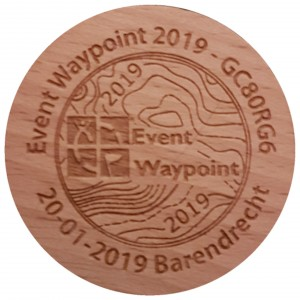 Event Waypoint 2019 - GC80RG6