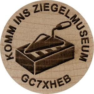 KOMM INS ZIEGELMUSEUM