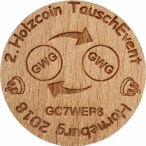 2. Holzcoin TauschEvent