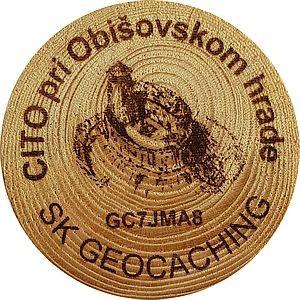 CITO pri Obišovskom hrade