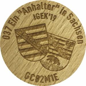 """037 Ein """"Anhalter"""" in Sachsen"""