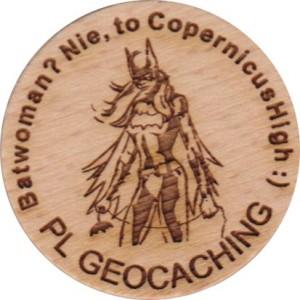Batwoman? Nie, to CopernicusHigh :)