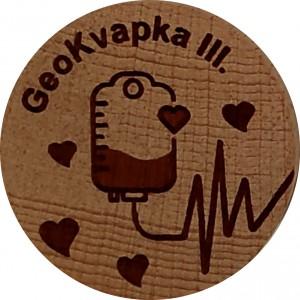 GeoKvapka III.