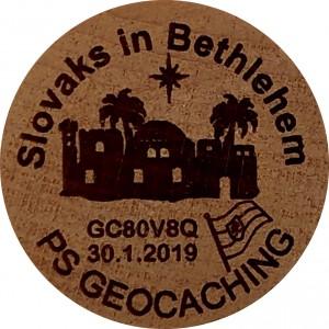 Slovaks in Bethlehem