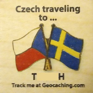 Czech traveling to ...