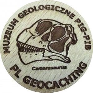 MUZEUM GEOLOGICZNE PIG-PIB