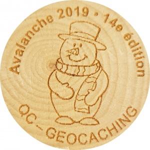Avalanche 2019 - 14e édition