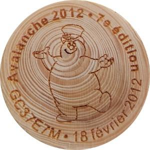 Avalanche 2012 • 7e édition