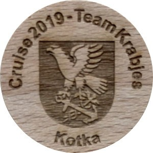 Cruise 2019 - Team Krabjes
