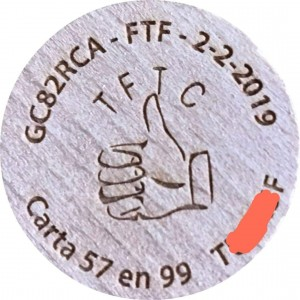 GC82RCA - FTF - 2-2-2019
