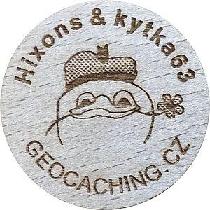Hixons & kytka63