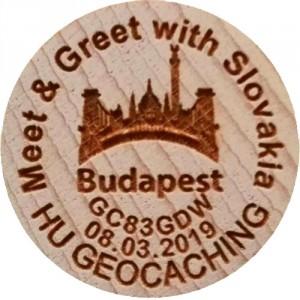 Meet & Greet with Slovakia
