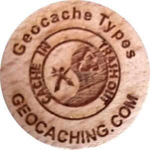 Geocache Types