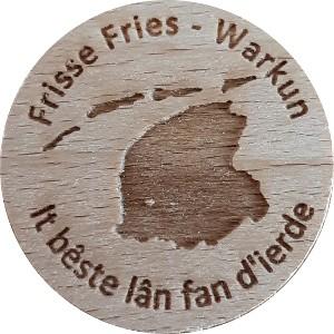 Frisse Fries - Warkun