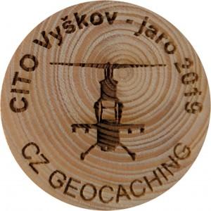CITO Vyškov - jaro 2019