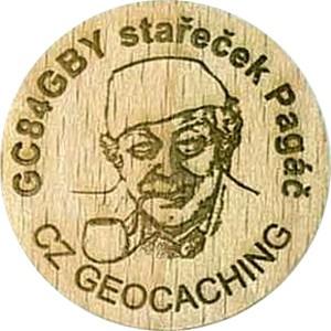 GC84GBY stařeček Pagáč