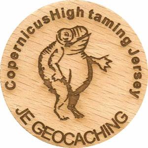 CopernicusHigh taming Jersey